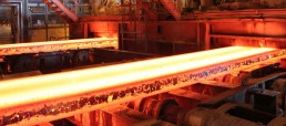 Iran's six-month crude steel output shows 5.6% rise