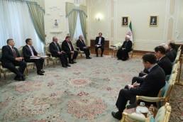 Uzbekistan welcomes Iranian investment in its economy